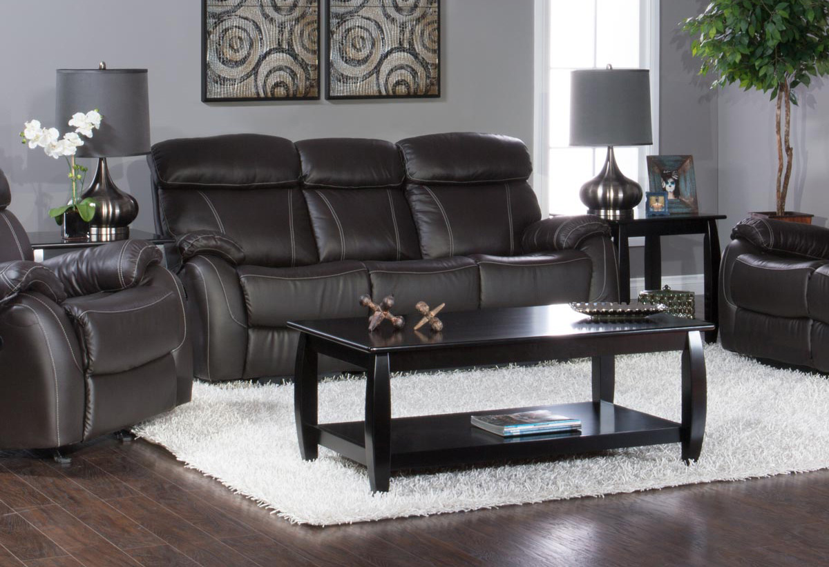 Leather Living Room Set Comfortable Living Room Furniture Seating For Living Room